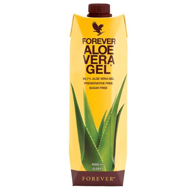 Forever Aloe vera gel tetrapak