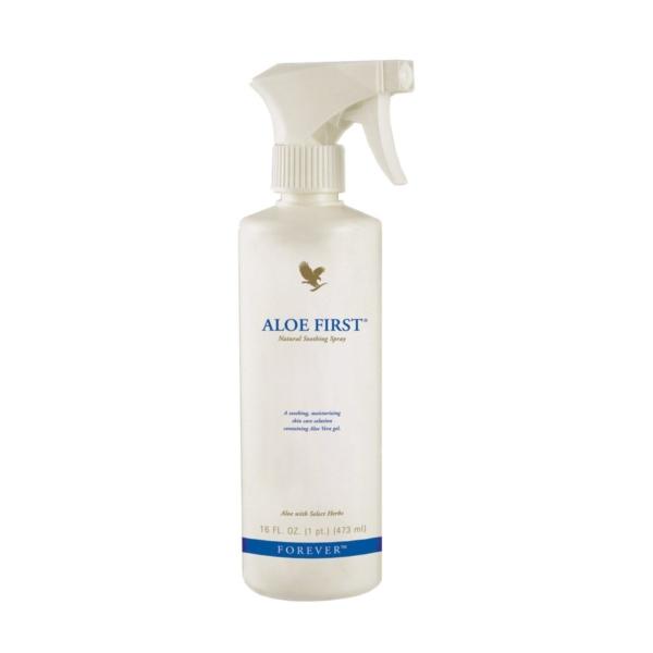 Spray calmant pentru piele Aloe First